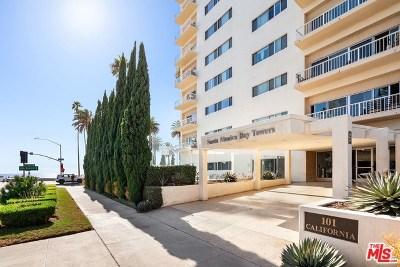 Santa Monica Condo/Townhouse For Sale: 101 California Avenue #303