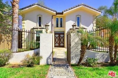 Tarzana Single Family Home For Sale: 5508 Tampa Avenue