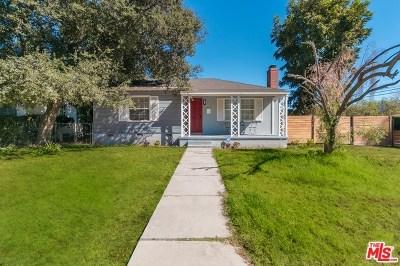 Valley Village Single Family Home For Sale: 5500 Morella Avenue