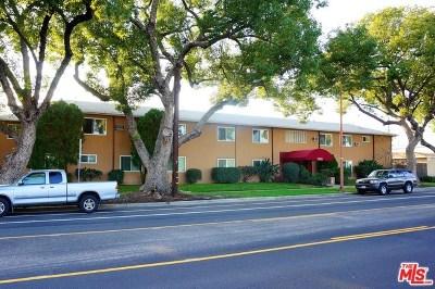 Burbank Multi Family Home For Sale: 1321 N Edison