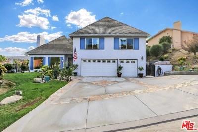 Single Family Home For Sale: 33601 Avenida Calita
