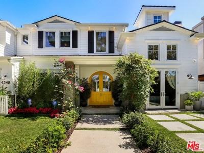 Studio City Single Family Home For Sale: 4248 Babcock Avenue