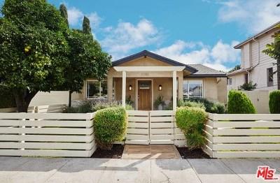 Culver City Single Family Home For Sale: 11140 Lucerne Avenue