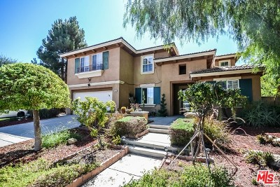 Murrieta Single Family Home For Sale: 23523 Taft Court