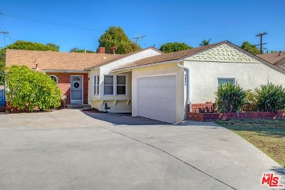 Santa Monica Single Family Home For Sale: 2445 23rd Street