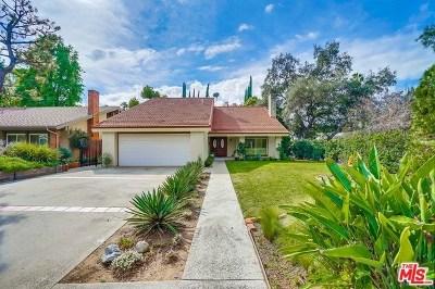 Pasadena Single Family Home For Sale: 2710 Diana Street