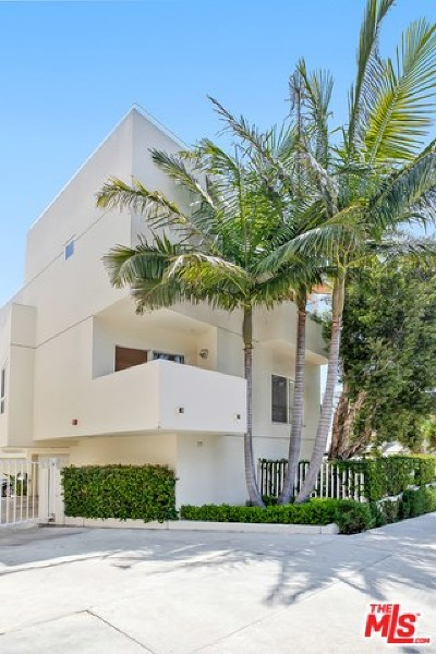 West Hollywood Single Family Home For Sale: 1014 Hilldale Avenue
