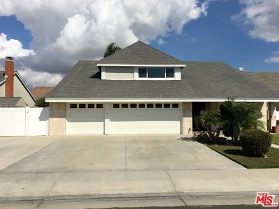 Huntington Beach Single Family Home For Sale: 5531 Serene Drive