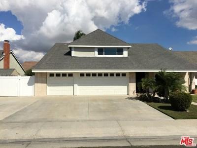 Huntington Beach Single Family Home For Sale: 5531 Serene Drive