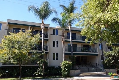 Sherman Oaks Condo/Townhouse For Sale: 4501 Cedros Avenue #317