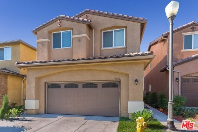 Pacoima Single Family Home For Sale: 9653 Pine Orchard Street