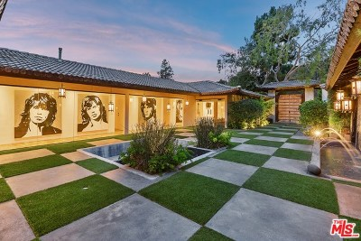 Single Family Home For Sale: 1240 Loma Vista Drive