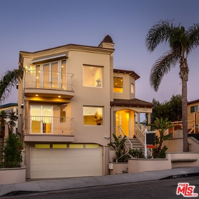 Hermosa Beach Single Family Home For Sale: 2448 Silverstrand Avenue