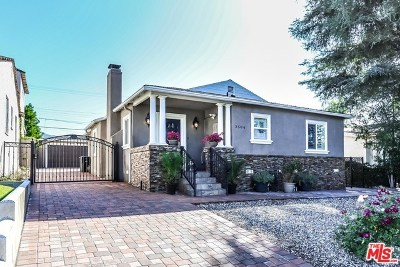 Burbank Single Family Home For Sale: 2504 N Keystone Street