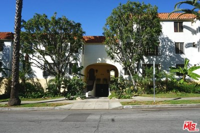 West Hollywood Condo/Townhouse For Sale: 1345 N Hayworth Avenue #214