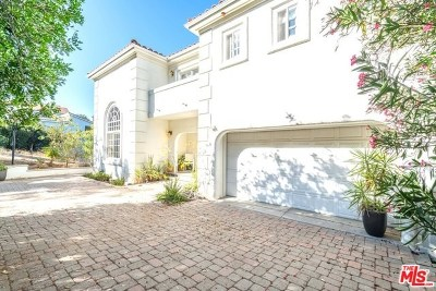 Calabasas Single Family Home For Sale: 23665 Summit Drive