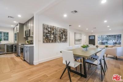 Studio City Single Family Home For Sale: 4309 Bluebell Avenue