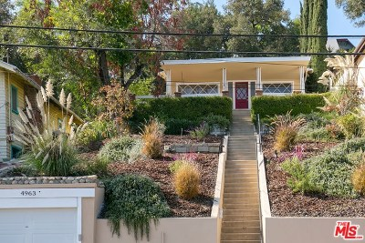 Eagle Rock Single Family Home For Sale: 4963 Mount Royal Drive