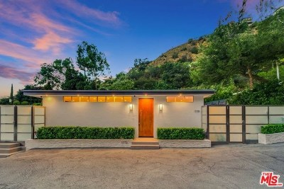 Los Angeles Single Family Home For Sale: 1773 N Crescent Heights