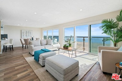 Malibu Condo/Townhouse For Sale: 18147 Coastline Drive #6