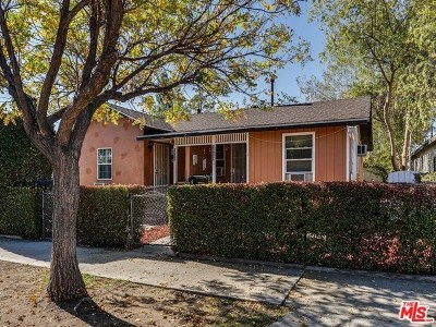 San Fernando Single Family Home For Sale: 1310 Pico Street