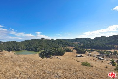 San Luis Obispo County Single Family Home For Sale: 3520 Old Creek Rd