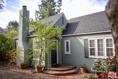 Studio City Single Family Home For Sale: 11229 Sunshine Terrace