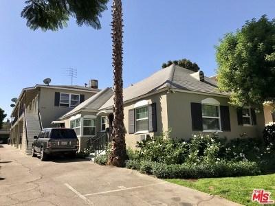Sherman Oaks Multi Family Home For Sale: 15158 Dickens Street