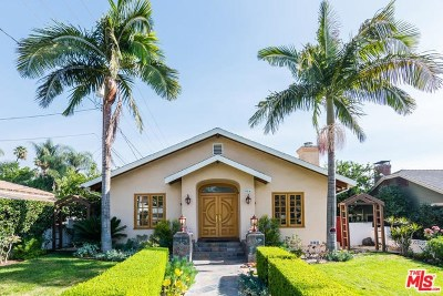Burbank Single Family Home For Sale: 926 E Harvard Road