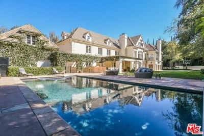 Sherman Oaks Single Family Home For Sale: 3901 Longridge Avenue