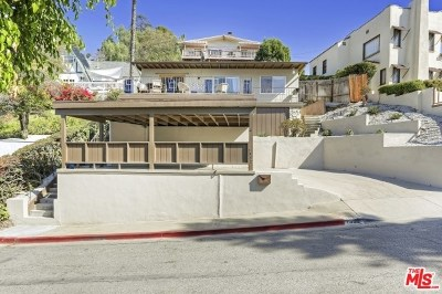 Glendale Single Family Home For Sale: 1532 Vanderbilt Place