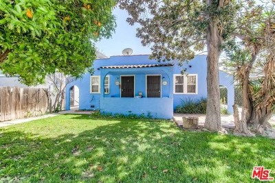 North Hollywood Multi Family Home For Sale: 11324 Morrison Street