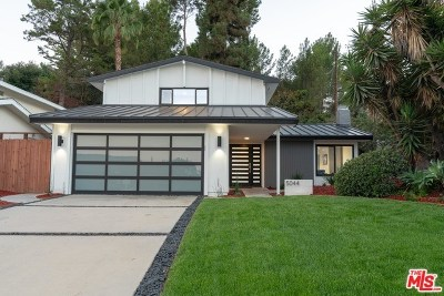 Rancho Palos Verdes Single Family Home For Sale: 5044 Blackhorse Road