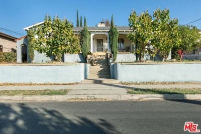 Tujunga Single Family Home For Sale: 10348 Wilsey Avenue