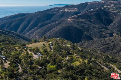 Malibu Single Family Home For Sale: 12420 Yellow Hill Road