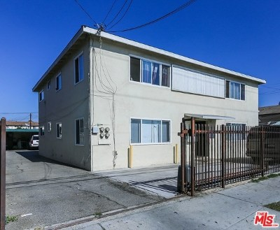 Gardena Multi Family Home For Sale: 3245 Marine Avenue