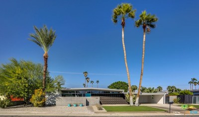 Palm Springs Single Family Home For Sale: 3588 E Avenida Fey Norte