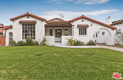 Los Angeles Multi Family Home For Sale: 1522 S Point View Street