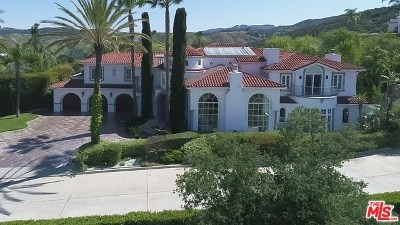 Calabasas Single Family Home For Sale: 23480 Park Colombo