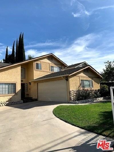 Tarzana Single Family Home For Sale: 6256 Wilbur Avenue