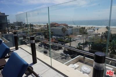 Santa Monica Condo/Townhouse For Sale: 1755 Ocean #702