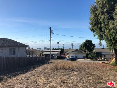Pismo Beach Residential Lots & Land For Sale: 950 Tulare