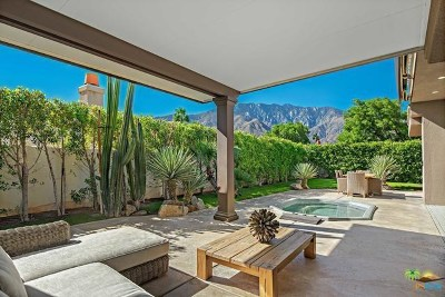 Palm Springs Single Family Home For Sale: 649 E Carnation Street