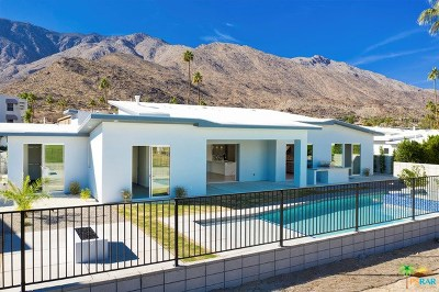 Palm Springs Single Family Home For Sale: 2720 S Sierra Madre