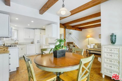Santa Monica Condo/Townhouse For Sale: 1235 24th Street #2