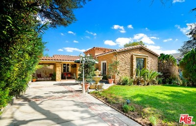 Glendale Single Family Home For Sale: 1410 Hillcrest Avenue