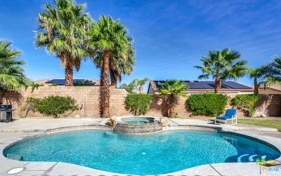 Palm Springs Single Family Home For Sale: 866 Alta
