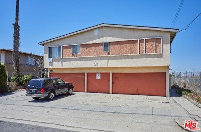 Inglewood Multi Family Home For Sale: 917 Edgewood Street