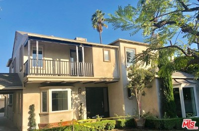 Los Angeles Single Family Home For Sale: 1154 N Wetherly Drive