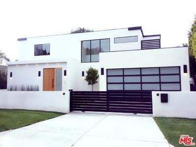 Sherman Oaks Single Family Home Active Under Contract: 4357 Noble Avenue